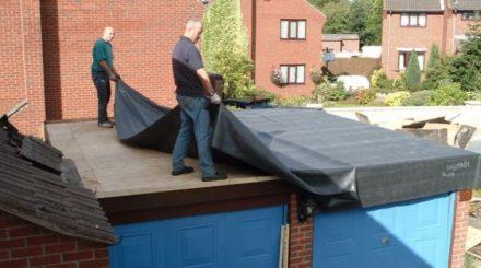 Помощь в ремонте гаража