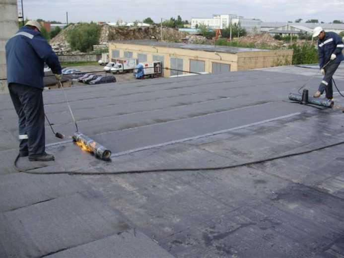 Мастера ремонта крыши гаража