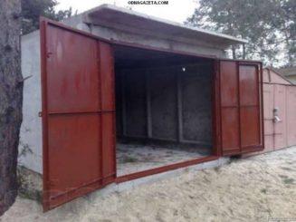 Ремонтируем гаражи