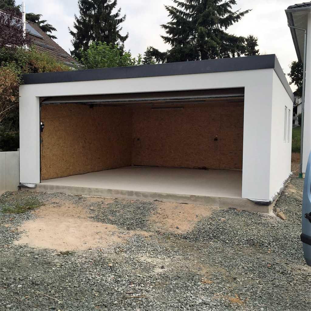 Ремонт гаража дизайн в современном стиле
