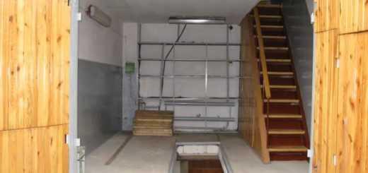 Ремонт гаража 2 этажа