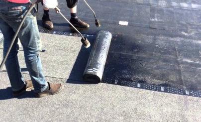 Ремонт крыш бетонных гаражей недорого