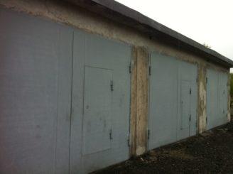 Ремонт гаража в ГСК