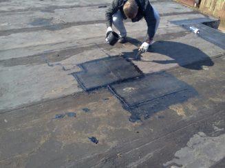Ремонт крыши гаража в Москве и Московской области