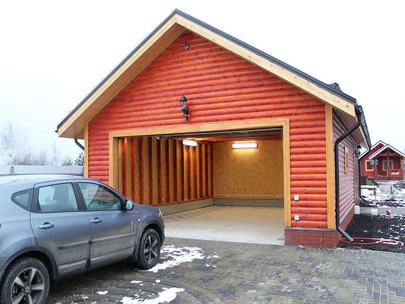 Какой гараж выбрать?