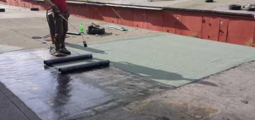 Покрыть крышу гаража Технониколем