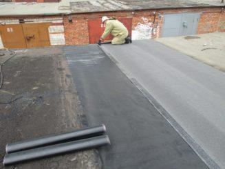 Покрыть крышу гаража правильно
