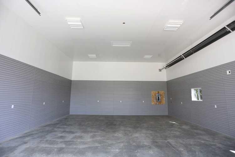 Ремонт гаража качественная отделка