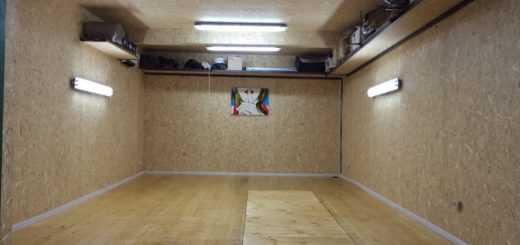 Ремонт гаражей, утепление и отделка внутри