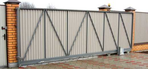 Срочный ремонт откатных ворот