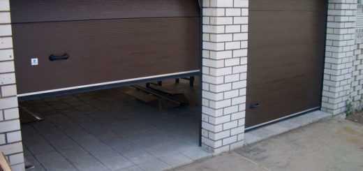 Устанавливаем гаражные ворота в Москве и Подмосковье