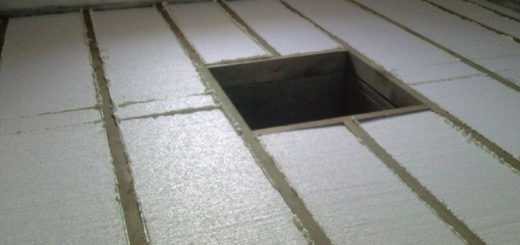 Утепление погреба в гараже в Москве и Подмосковье