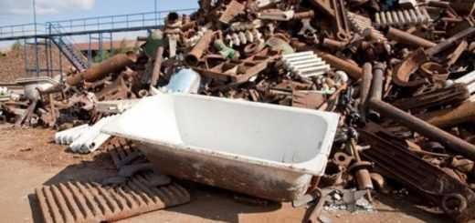 Утилизация и бесплатный вывоз чугунных ванн
