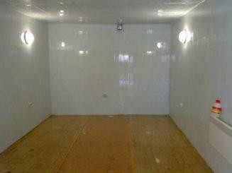 Внутренняя отделка гаража