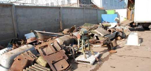 Вывоз металлолома из квартир и жилых домов бесплатно