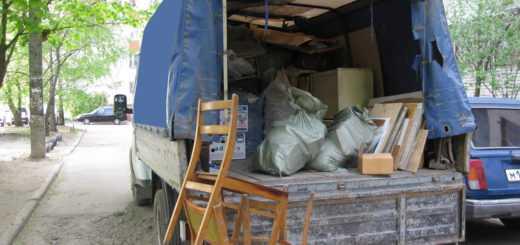 Вывоз мусора Газелью с грузчиками