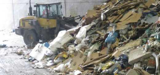Вывоз промышленного мусора с предприятий