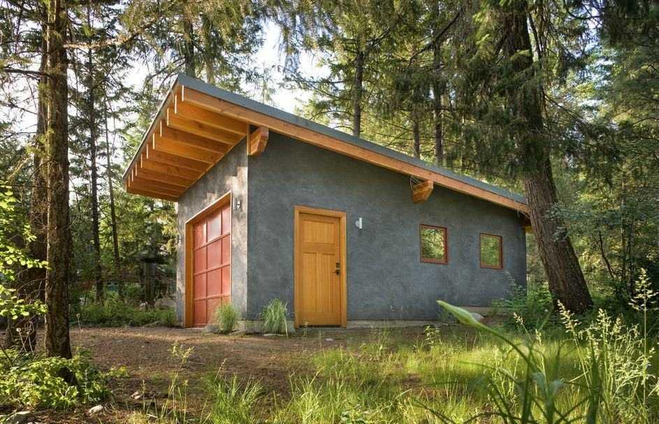 Гидроизоляция крыши бетонного гаража