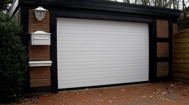 Замена гаражных ворот