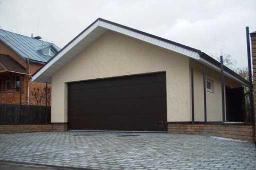 Строительство кирпичных (пеноблоков) гаражей